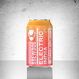 BREWDOG - Electric India (Cans)