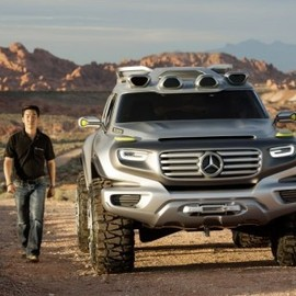 Mercedes-Benz - Mercedes Ener-G-Force