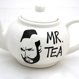 LennyMud  - Mr.  T Tea Teapot
