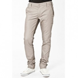 Cheap Monday - Slim Chino Grey Brown