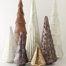 Anthropologie - Mirrored Mirth Trees