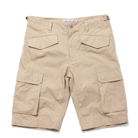 bal - COTTON RIPSTOP CARGO SHORT