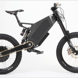 Stealth Electronic Bikes - Bomber