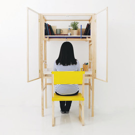 Juhui Cho - Forming the Border Desk