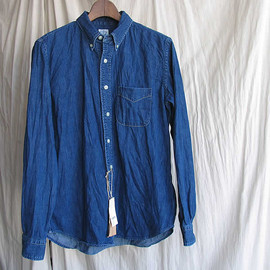 orSlow - orslow Button Down Shirts
