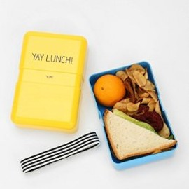 Banded Lunch Box