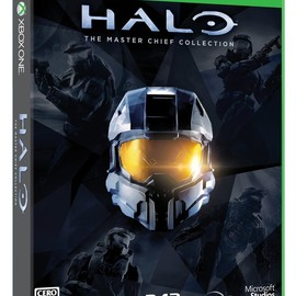 Microsoft - Halo The Master Chief Collection