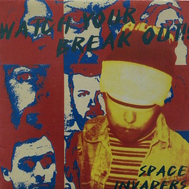SPACE INVADERS - Watch Your Break Out