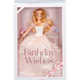 Barbie - BARBIE BIRTHDAY WISHES Doll