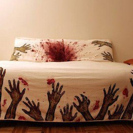 zombie bed