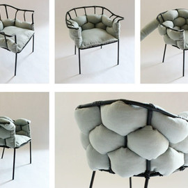 Éléonore Nalet - Serpentine Chair