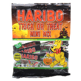 HARIBO - TRICK OR TREAT MINI MIX