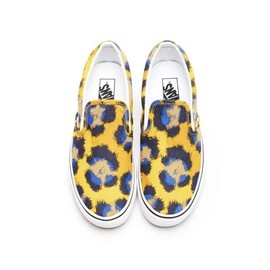 Kenzo x Vans - Gets Colorful, Jungle Inspired for Spring/Summer 2013 Collection