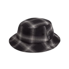 HUF - SHADOW PLAID BUCKET (Gray)