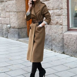 Warm and chic!
