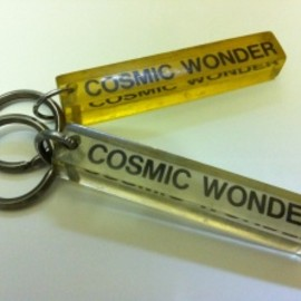 COSMIC WONDER - KEY RING