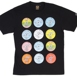 BBP, B-BOY RECORDS - B-BOY RECORDS x BBP LABELS TEE