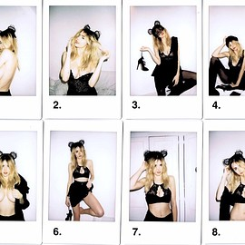 Danielle Sharp - Mouse Polaroids 1/2