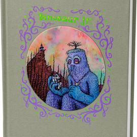 Dinosaur Jr. - Visual of the Dinosaur Jr. book, published by Rocket 88