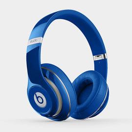 beats by dr. dre - beats by dr.dre beats STUDIO V2 BLUE