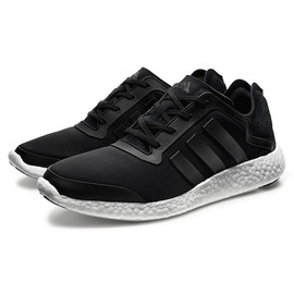adidas - Pure Boost (Black/White)