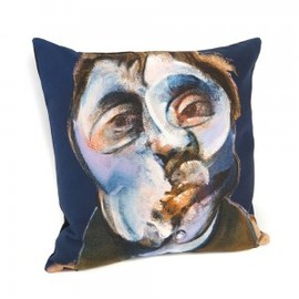 Francis Bacon - Cushion 'Self-Portrait' 1969