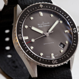 Blancpain - Fifty Fathoms