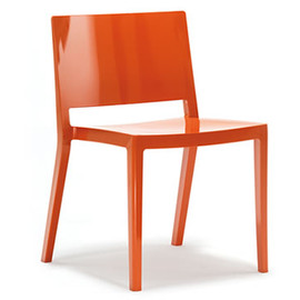 Piero Lissoni - Lizz Chair, Orange