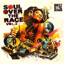 Various Artists - Soul over the race vol.2