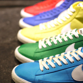NIKE - BLAZER HIGH VINTAGE 「LIMITED EDITION for NONFUTURE」