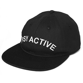 P.A.M. - PSY-ACTIVE Cap (black)