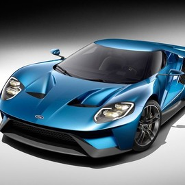 Ford - new Ford GT