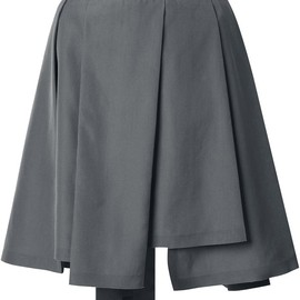 VIKTOR & ROLF - SS2014 flap pleat skirt