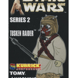 MEDICOM TOY - KUBRICK: STAR WARS SERIES2 TUSKEN RAIDER