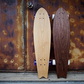 oka skateboards - Image of FISHTAIL