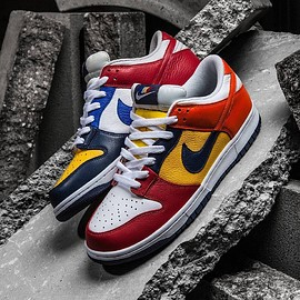 "NIKE - nike dunk low co.jp ""what the"""
