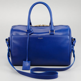 SAINT LAURENT - Duffel, blue
