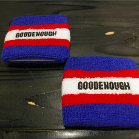 GOODENOUGH - PILE WRIST BAND