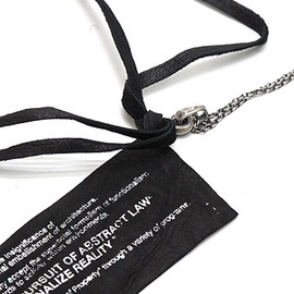 JULIUS - CHOKER-10 Themed Necklace・SILVER
