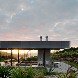 fearon hay architects - island retreat