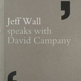 La Fabrica, Madrid - Jeff Wall speaks with David Campany