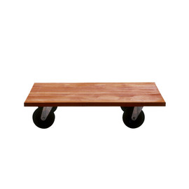 THE CONRAN SHOP - ROLLER COFFEE TABLE