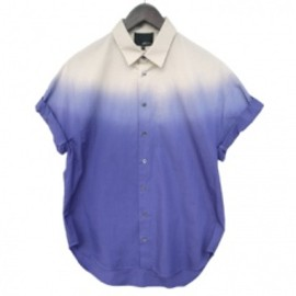 3.1phillip lim - DOLMAN SLEEVES S/S SHIRT (IN/BE)
