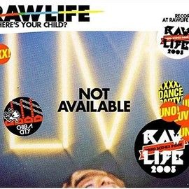 Various Artists - RAW LIFE~Where is Your Child?~(DVD付)