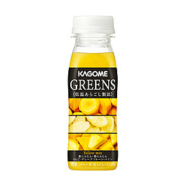 KAGOME - GREENS Yellow mix