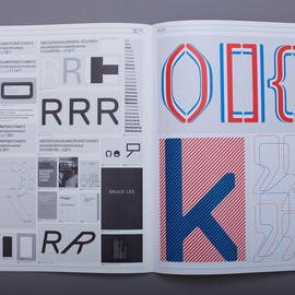 Norm - Replica specimen book