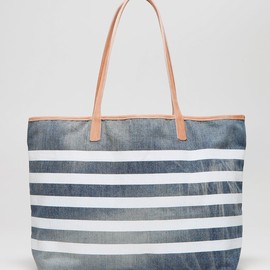 Denim by vanquish & fragment - denim tote bag