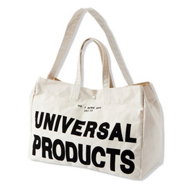 UNIVERSAL PRODUCTS - NEWS BAG [WHITE]