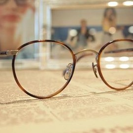 OLIVER PEOPLES - HARTFORD-CV AG-S