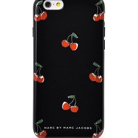 MARC BY MARC JACOBS - cherry smart phone cover